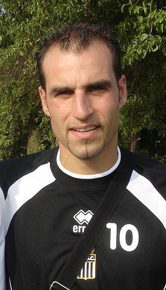 Toni Brogno - Image: Toni Brogno Sporting Charleroi