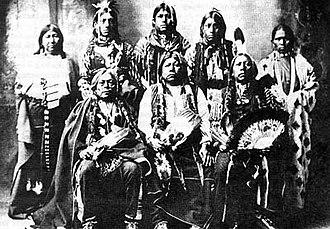 Midlothian, Texas - Tonkawa chiefs