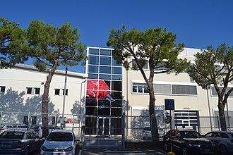 Scuderia Toro Rosso - Toro Rosso headquarters in Faenza, Italy (2016)