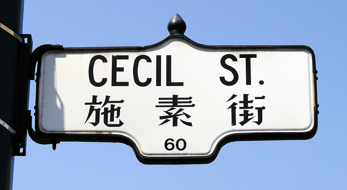 street name sign wikipedia
