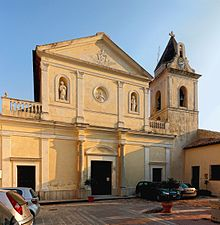 Chiesa di San Pietro Apostolo, Tortora Centro Storico