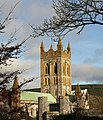 Tower, Buckfast Abbey - geograph.org.uk - 1056636.jpg