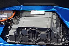 Mirai S Fuel Cell Stack