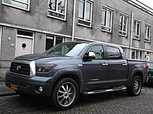 Toyota Tundra Rock Warrior Edition