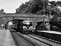 Train at Portmarnock station - geograph.org.uk - 2362203.jpg