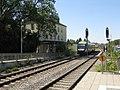 Train for Radersdorf arrives at Augsburg-Hochzoll station - geo.hlipp.de - 26603.jpg
