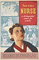 Train to be a Nurse - a Distinguished Career for Women Art.IWMPST14579.jpg