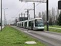 Tram Trawmay IdF Ligne 6 Avenue Europe - Vélizy-Villacoublay (FR78) - 2021-01-03 - 5.jpg
