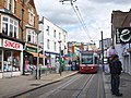 Tram to Elmers End - geograph.org.uk - 1106371.jpg