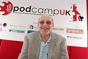 Trevor Dann - Trevor Dann at Pod Camp UK in 2007