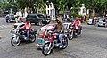 Tricycle Bikes. Laoag. (15439525724).jpg