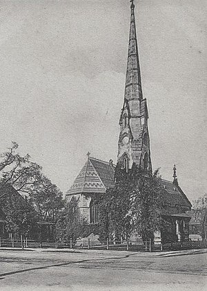 Trinity-St. Paul's Episcopal Church (New Rochelle, New York) - Image: Trinity St Pauls New Rochelle 0001