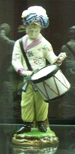 Trommler aus der Türkenkapelle