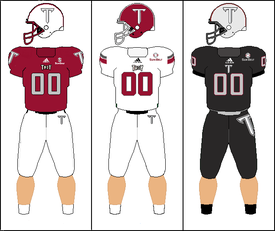 Troy Trojans Football Uniforms.png