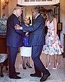 Trump welcoming Kenya's President Uhuru Kenyatta.jpg