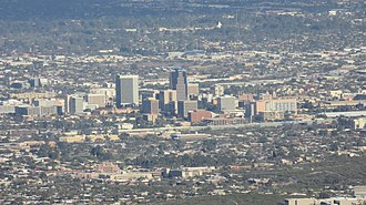 Downtown Tucson viewed from the Tucson Mountains TucsonDowntownView1.jpg