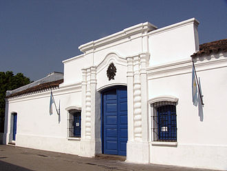 Tucumán Province - The Tucumán House: Argentine Independence was signed here in 1816.