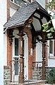 Tuer von Haus Kornblumengasse 11 in Wetzlar, von Westen.jpg