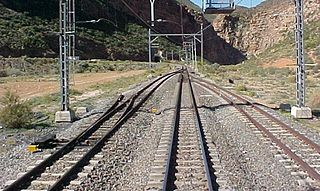 Hex River Tunnels railway tunnels in South Africa