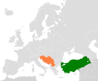 Turkey–Yugoslavia relations Bilateral relations