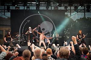 Turmion Kätilöt - Rakuunarock 2013