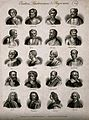 Twenty portraits of classical thinkers and physicians. Engra Wellcome V0006821.jpg