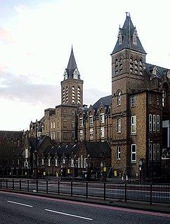 Archway Hospital Hospital in Highgate, London.