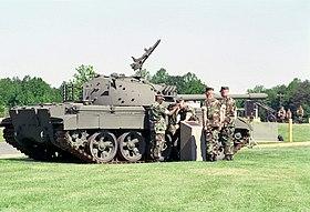 Un Type 69II (base des Marines de Quantico)