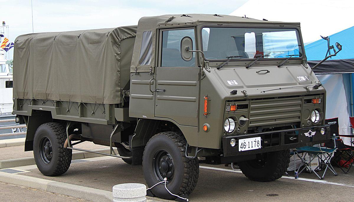 Toyota Type 73 Medium Truck Wikipedia