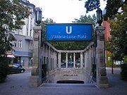 U-Bahn Berlin Viktoria-Luise-Platz