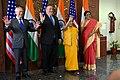 "U.S.-India ""2+2"" Ministerial Dialogue 180906-D-BN624-005 (30638120648).jpg"