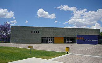 Autonomous University of Aguascalientes - Image: UAA Consultorios