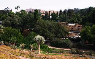 University of California, Riverside Botanic Gardens