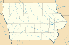 Hawkeye Point is located in Iowa