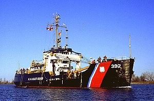 USCGC Bramble (WLB-392) - USCGC Bramble