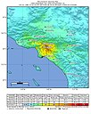 USGS Shakemap - 1987 Whittier Narrows earthquake.jpg