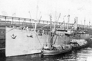 USS <i>Artemis</i> (ID-2187) German passenger liner