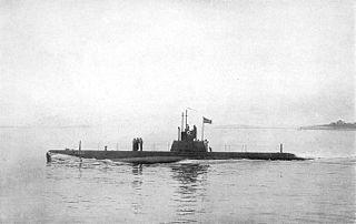 United States D-class submarine
