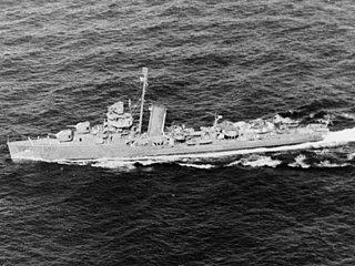 Battle of Vella Gulf battle