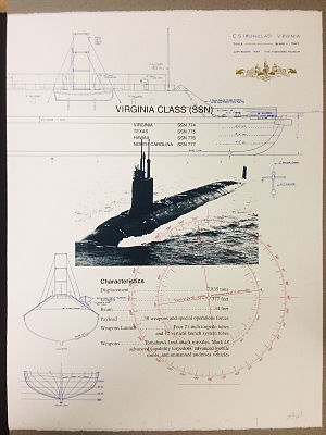 USS Virginia (SSN-774) - Image: USS Viginia