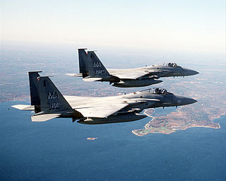 Combat air patrol military flying mission conducted by fighter aircraft to deny enemy aircraft use of a specified airspace