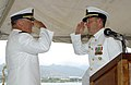 US Navy 020813-N-3228G-002 NS Pearl Harbor change of command cerremony.jpg