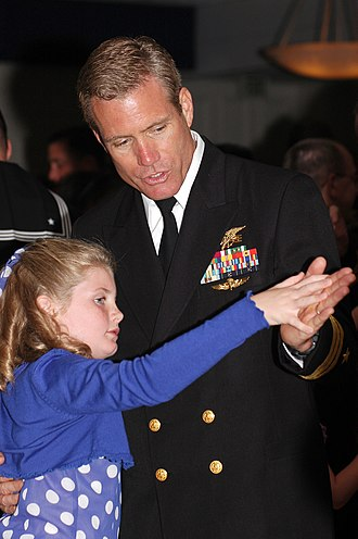 Father-daughter dance - Father with his daughter at Father-daughter dance