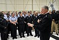 US Navy 090109-N-8273J-289 Chief of Naval Operations Adm. Gary Roughead speaks with Sailors.jpg