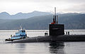US Navy 110127-N-1325N-070 The Ohio-class ballistic-missile submarine USS Alabama (SSBN 731) returns to Naval Base Kitsap-Bangor following a strate.jpg