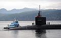 US Navy 110127-N-1325N-070 The Ohio-class ballistic-missile submarine USS Alabama (SSBN 731) returns to Naval Base Kitsap-Bangor following a strate.jpg