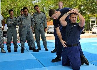 Malaysian Maritime Enforcement Agency - Malaysia Maritime exercises with US Coast Guard.