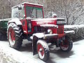 UTB - Tractor Universal 650M in winter 2010.jpg