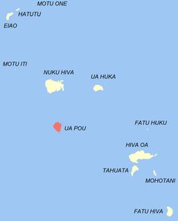 Ua Pou Commune in French Polynesia, France