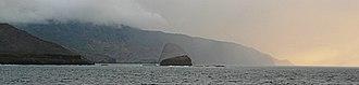Hane, Marquesas Islands - Southern coast of the island of Ua Huka.